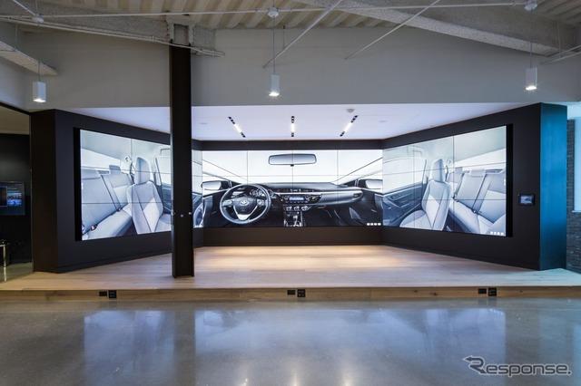 トヨタ、米国のコネクテッドカー拠点を拡張へ