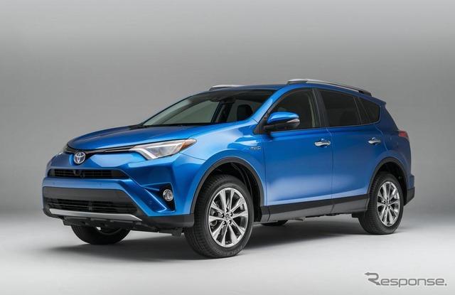 トヨタ米国販売4.4%減、SUVは2%増 4月