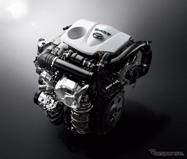 2.0L 8AR-FTSターボエンジン