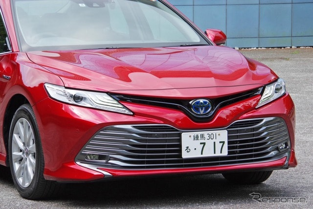 トヨタ・カムリ新型