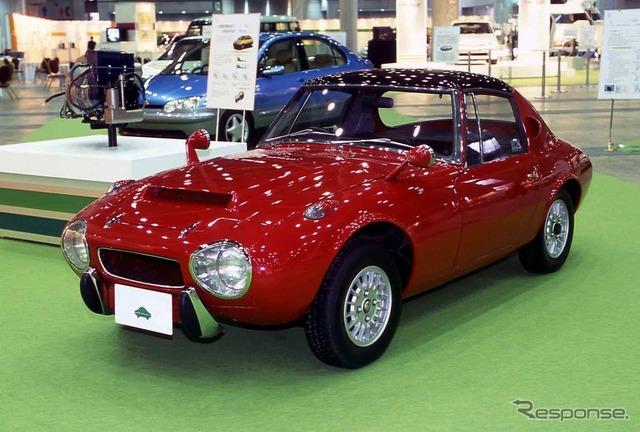 トヨタスポーツ800 ガスタービン・ハイブリッド
