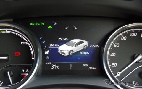 【トヨタ カムリ 新型】米サイプレスの車載フラッシュメモリ、デンソーが採用