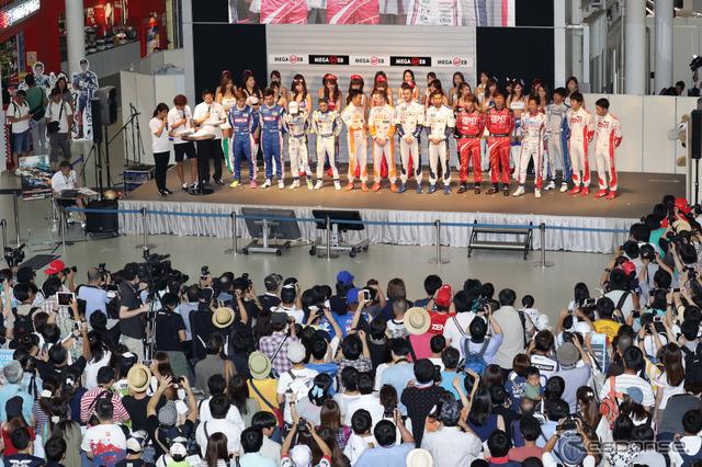2016年の「LGDA 夏祭り」の模様。