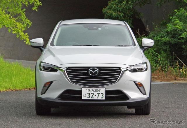 マツダ CX-3 ガソリンモデル