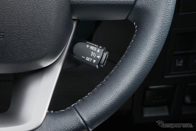 トヨタ ハイラックス Z クルーズコントロール