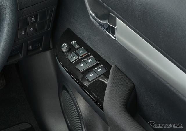 トヨタ ハイラックス Z パワーウインドゥ(全席ワンタッチ式/挟み込み防止機能付)