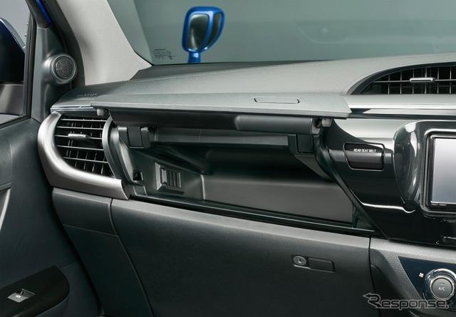 トヨタ ハイラックス Z アッパーボックス(エアコン送風機能付)
