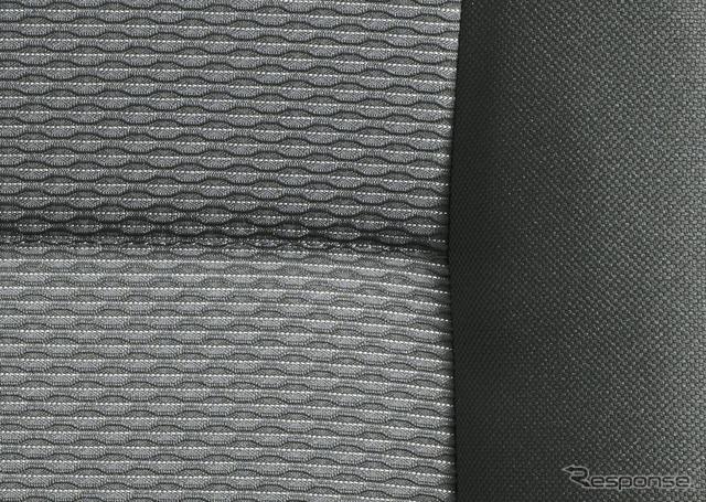 トヨタ ハイラックス X ファブリックシート
