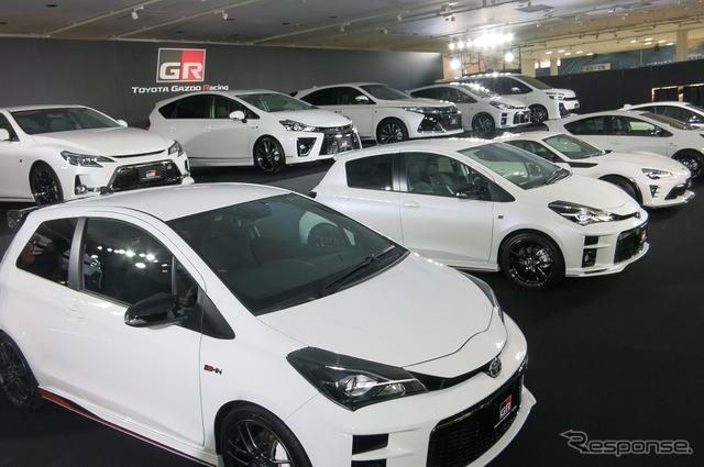 トヨタGR発表会