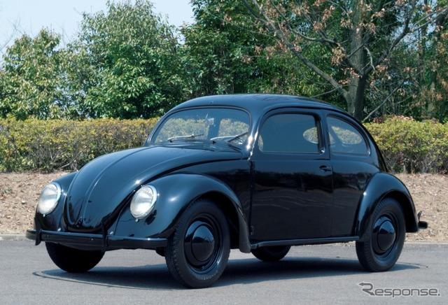 フォルクスワーゲン・タイプ60(1942年、ドイツ)