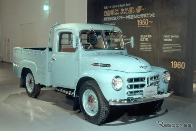 トヨタSG型トラック(1953年、日本)
