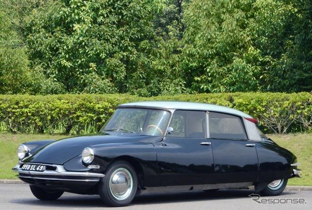 シトロエンDS19(1958年、フランス)