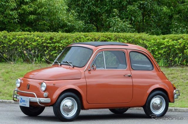 フィアット・ヌォーヴァ500L(1972年、イタリア)