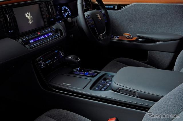 トヨタ・センチュリー新型