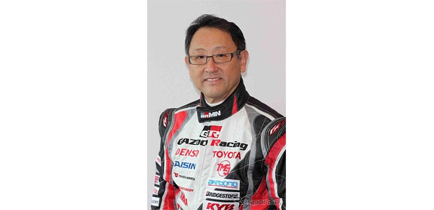 【東京モーターショー2017】トヨタ、モリゾウ トークショーをライブ配信…10月29日