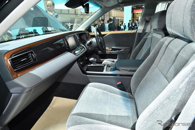 トヨタ・センチュリー(東京モーターショー2017)