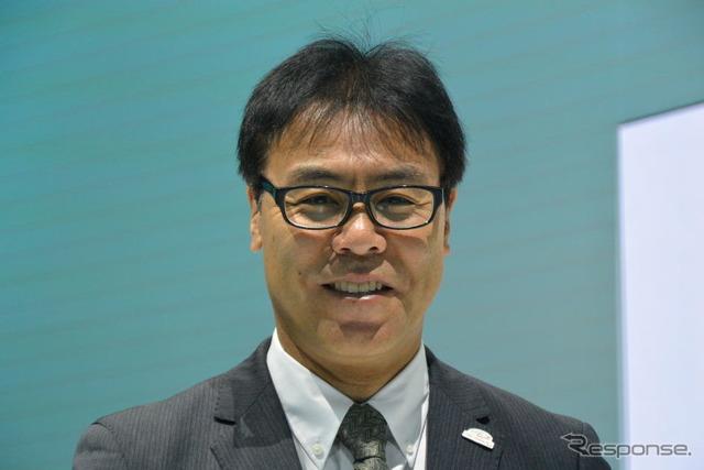 トヨタ自動車 秋山晃 チーフエンジニア