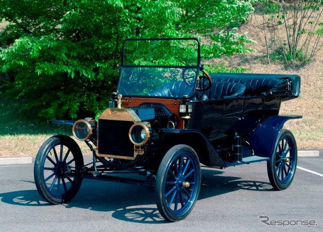 記念乗車撮影車両 フォード モデルT ツーリング