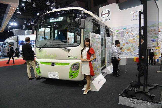 日野自動車 ポンチョEV