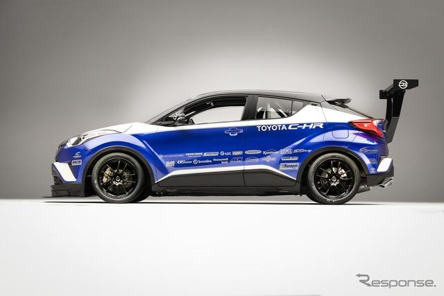 トヨタC-HR Rチューンド