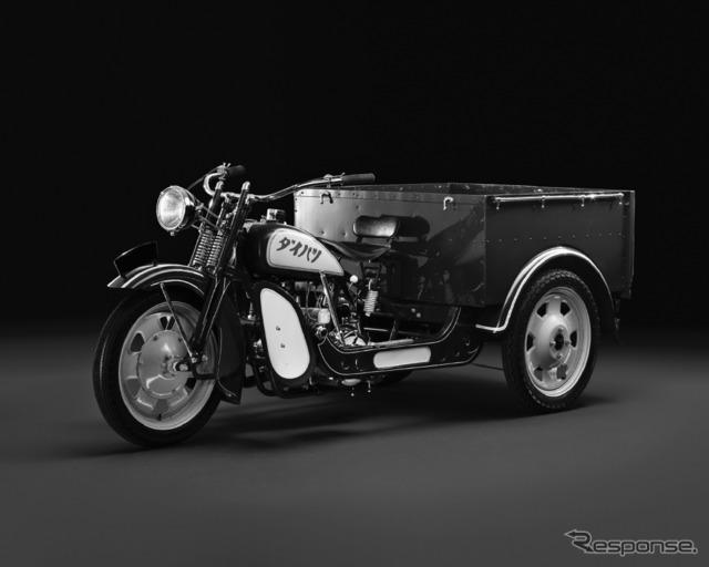 ダイハツ ツバサ号三輪トラック (1932年)