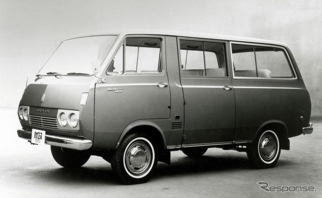 初代ハイエース ワゴン
