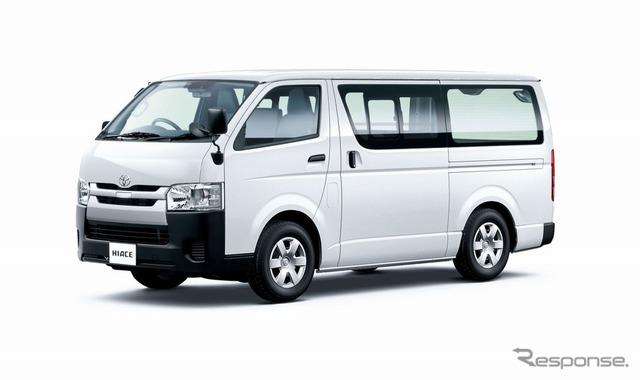 トヨタ ハイエース バン 2WD 2800ディーゼル DX(ホワイト)