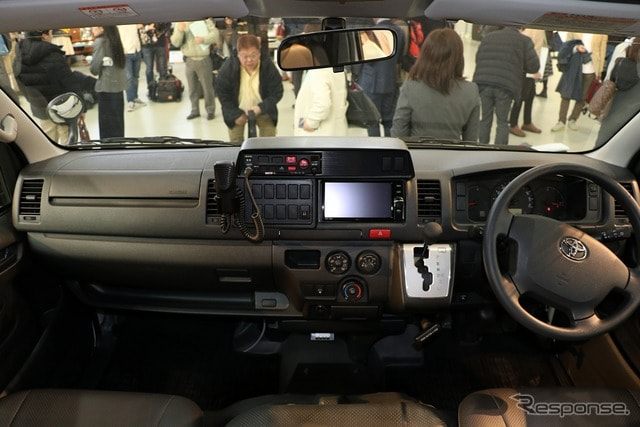トヨタ『ハイメディック』