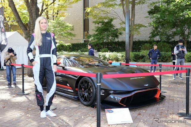 『SHIBUYA SPORTS CAR FES 2017』アストンマーティン・ヴァルカン