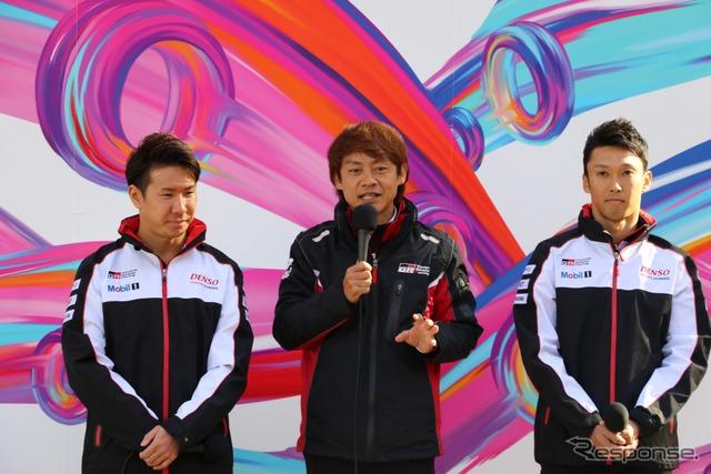 『SHIBUYA SPORTS CAR FES 2017』オープニングイベント