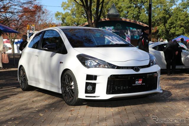 『SHIBUYA SPORTS CAR FES 2017』ヴィッツGRMN(プロトタイプ)