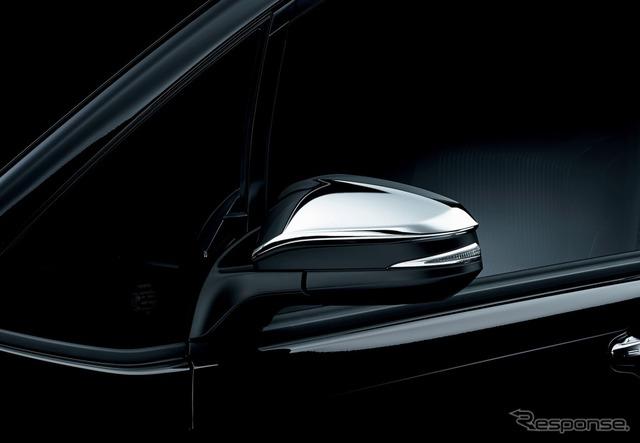 トヨタ ヴォクシー ZS 煌 オート電動格納式リモコンドアミラー