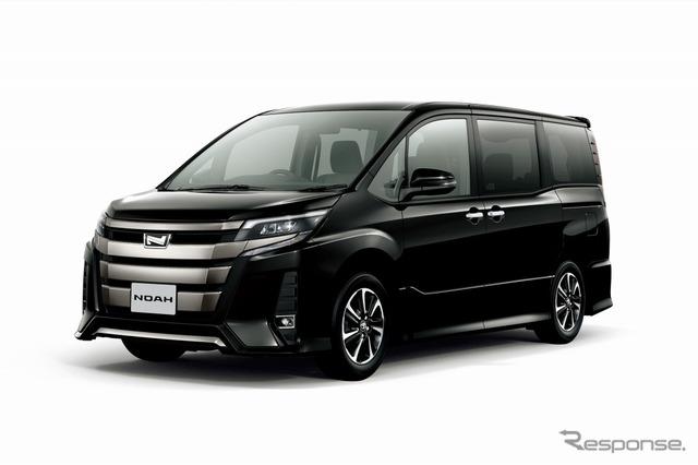 トヨタ ノア Si W×B (7人乗り・ブラック)