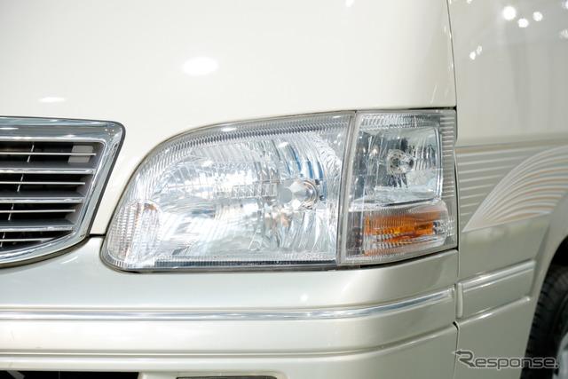 4代目ハイエース(ハイエース50周年記念イベント)