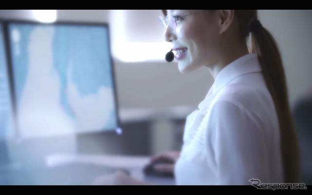 【コネクティッドサービス】レクサスのおもてなし、オーナーズデスクのコンシェルジュサービス(TOYOTA Connected channel)