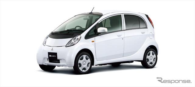 三菱 i-MiEV(参考画像)
