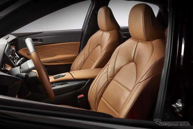 トヨタ・アバロン・ハイブリッド新型