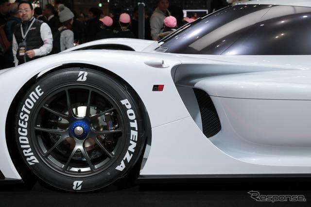 トヨタGRスーパースポーツコンセプト(東京オートサロン2018)