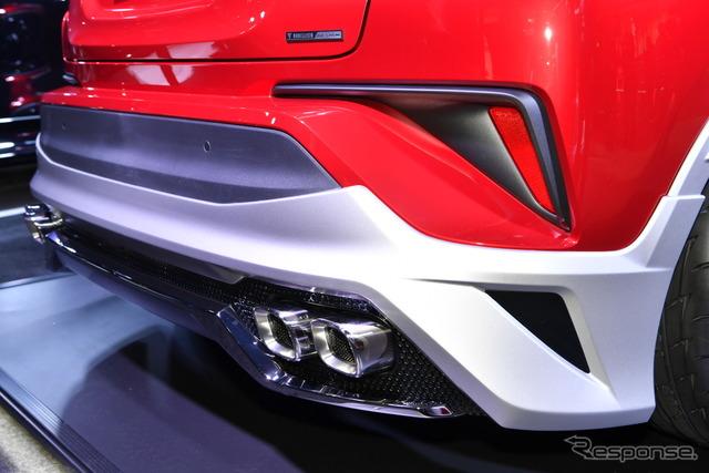 モデリスタ C-HR ソニックエモーション(東京オートサロン2018)