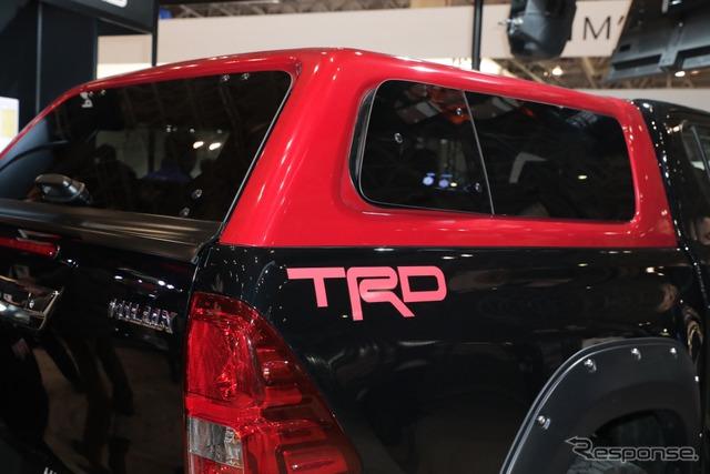 TRDハイラックス(東京オートサロン2018)