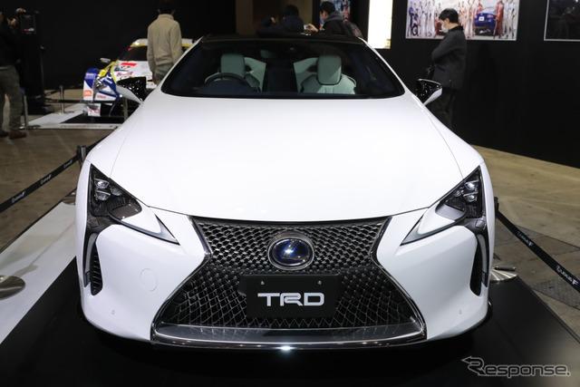 TRD LC(東京オートサロン2018)