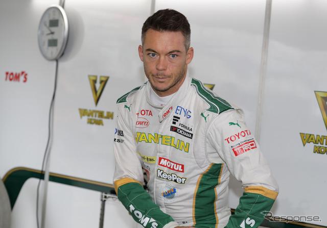 アンドレ・ロッテラーは15年に渡って全日本トップフォーミュラに参戦してきたが、今季は参戦しない模様。
