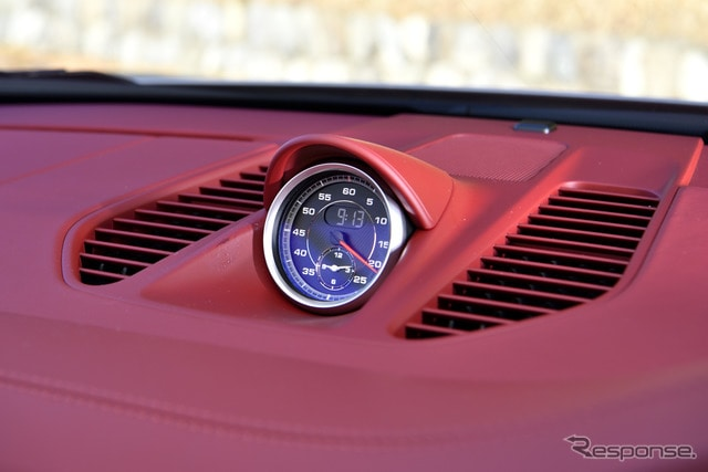 ポルシェ 911タルガ4 GTS