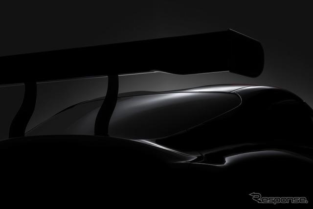トヨタの次世代レーシングコンセプトカー