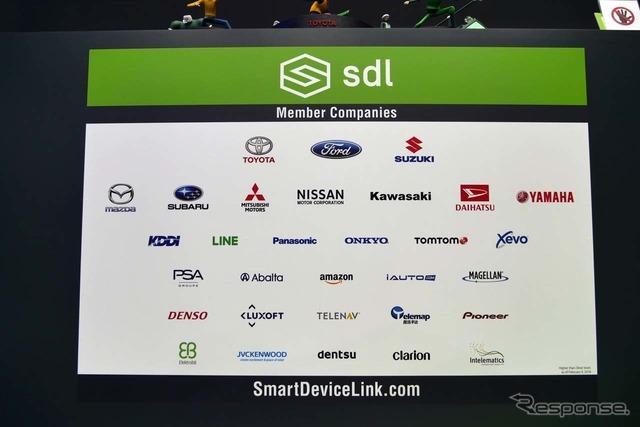 日本ではホンダ以外のすべてのメーカーが「sdl」への参画を決めている