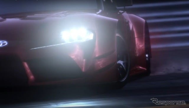 GR スープラ・レーシングコンセプト