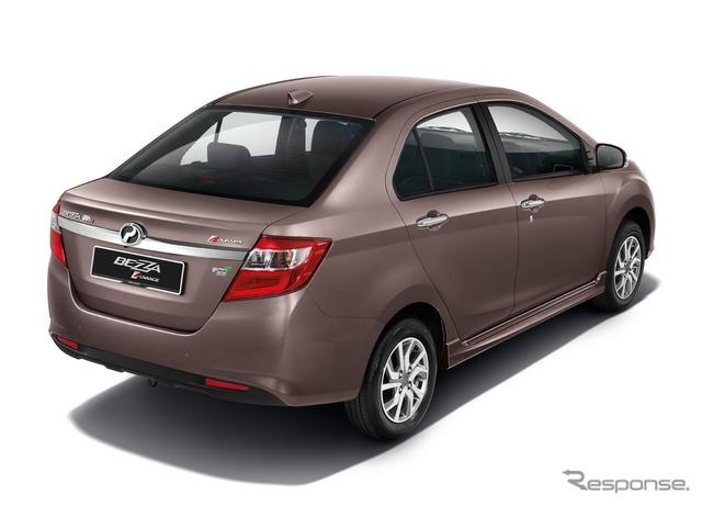 マレーシアのベストセラー車、プロドゥア「ベザ」