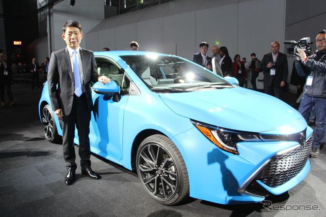 トヨタ自動車 MS製品企画 ZE チーフエンジニアの小西良樹氏