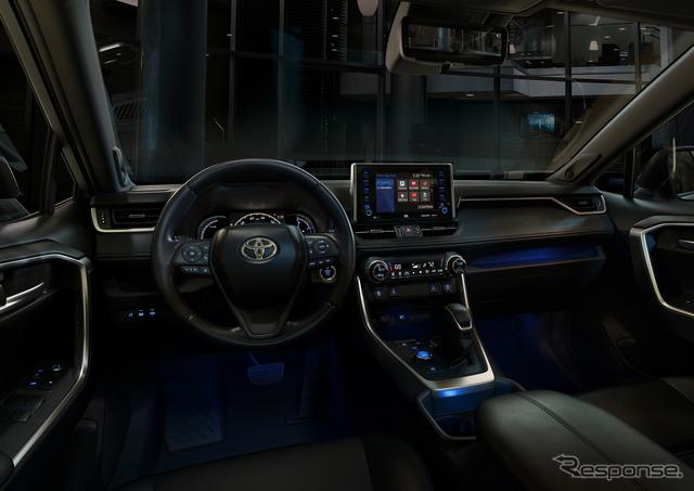 トヨタRAV4新型