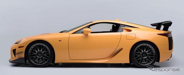 2012年式レクサス LFA ニュルブルクリンクパッケージ